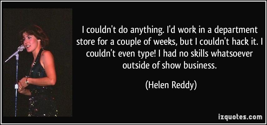 Department Store quote #2