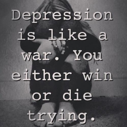Depressions quote #1