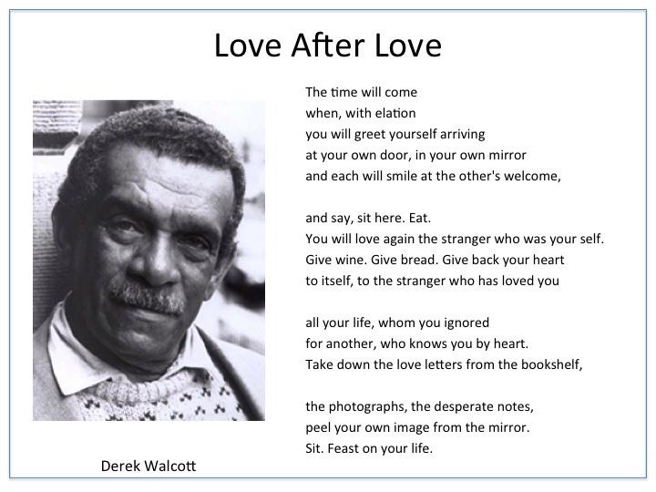 Derek Walcott's quote #2