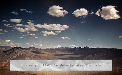 Desert quote #5
