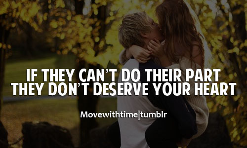 Deserve quote #5