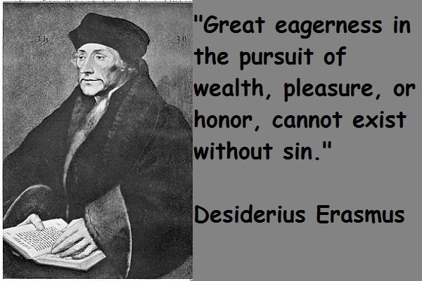 Desiderius Erasmus's quote #4