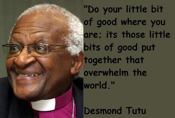 Desmond Tutu's quote #4