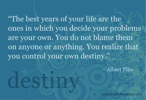 Destiny quote #4