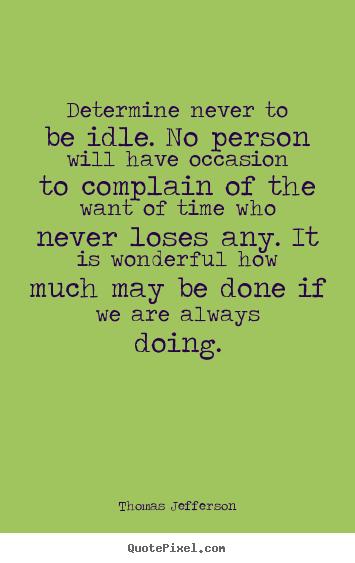 Determine quote #6