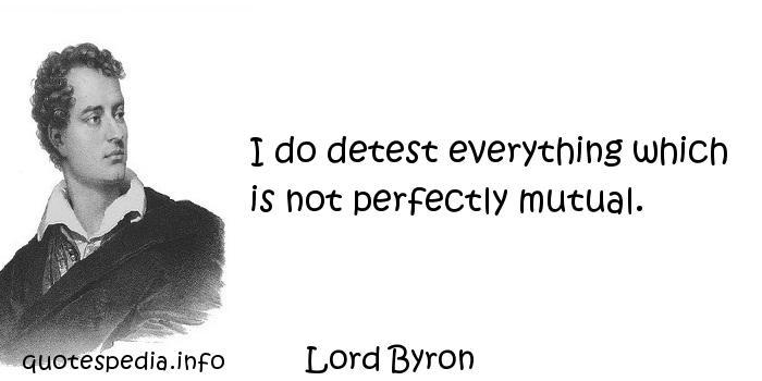 Detest quote #1
