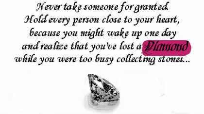 Diamond quote #3