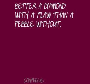 Diamond quote #1