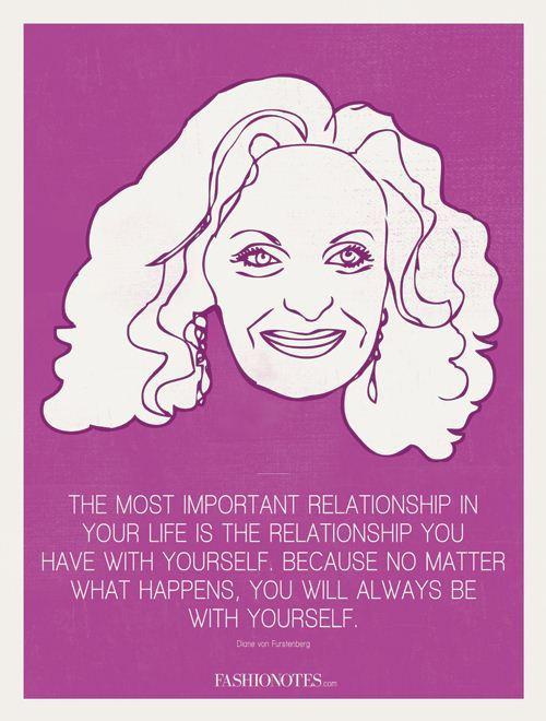 Diane von Furstenberg's quote