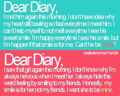 Diary quote #2