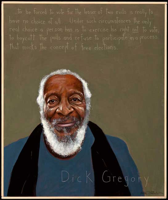 Dick Gregory's quote #6