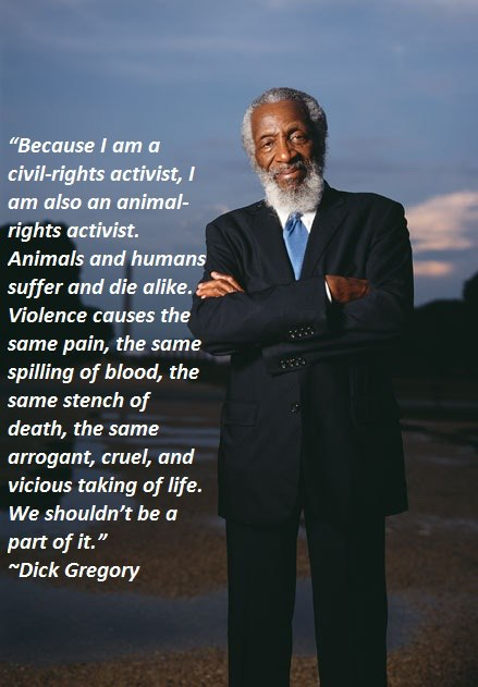 Dick Gregory's quote #8