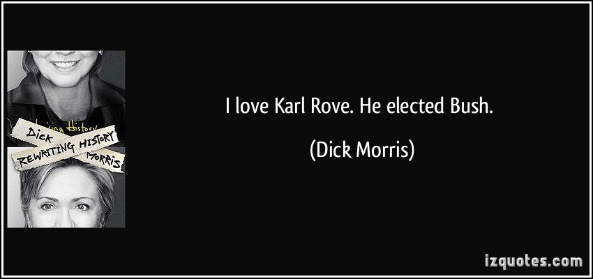 Dick Morris's quote #4