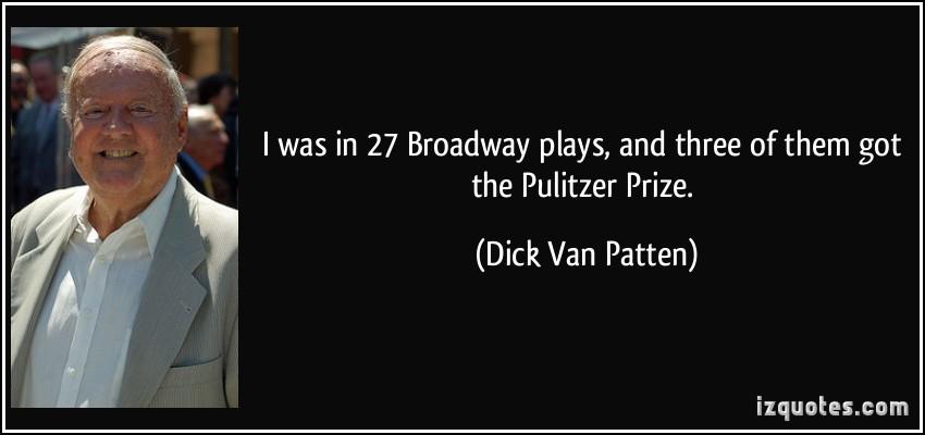 Dick Van Patten's quote