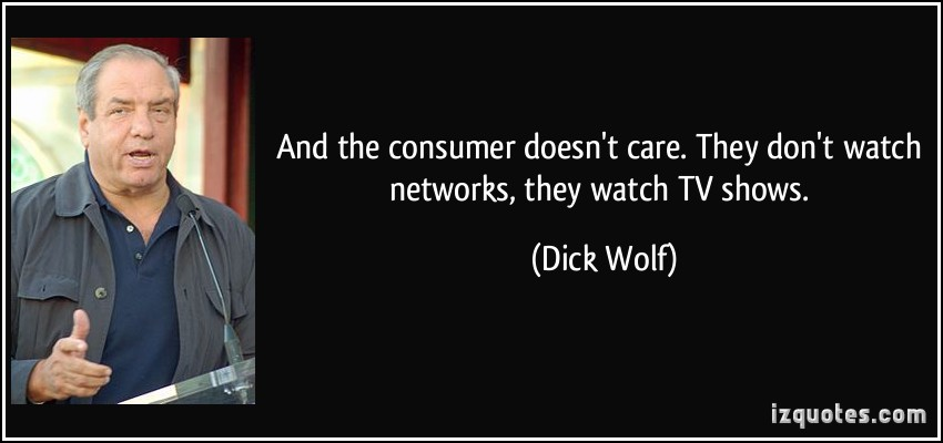 Dick Wolf's quote #1