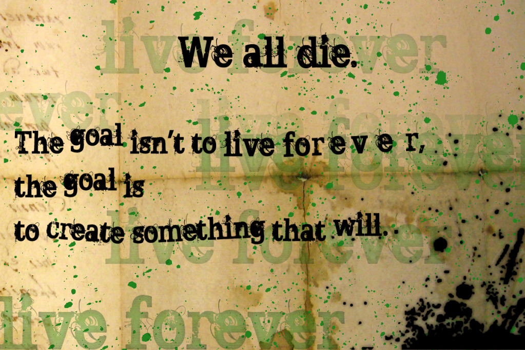 Die quote #1