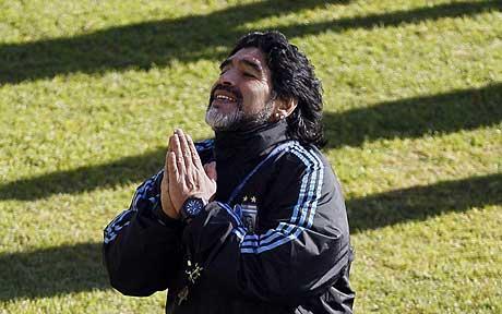 Diego Maradona's quote #8