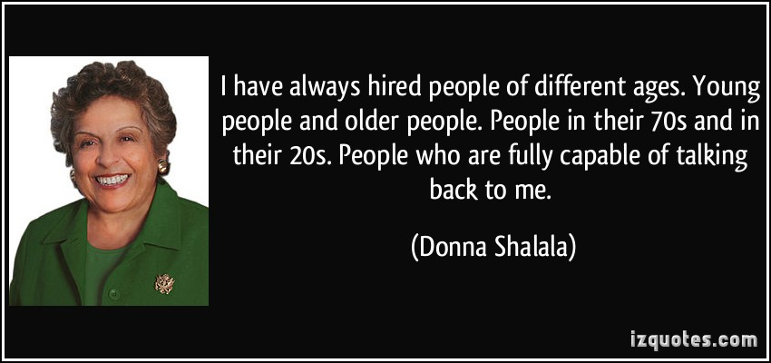 Different Ages quote #1