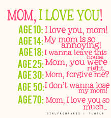 Different Ages quote #2