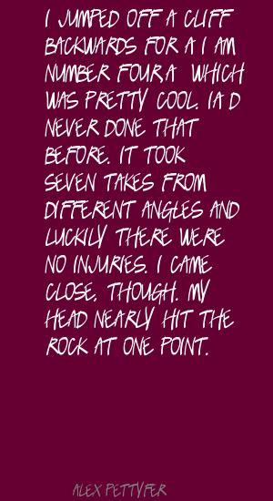 Different Angles quote #1