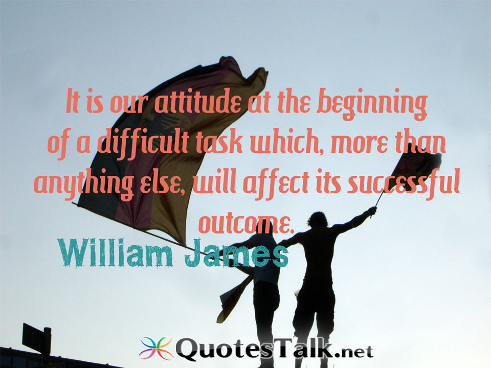 Difficult Task quote