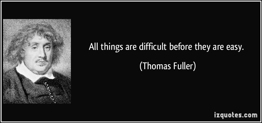 Difficult Things quote