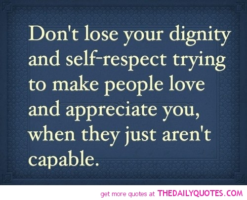 Dignity quote #2
