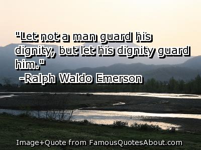 Dignity quote #4