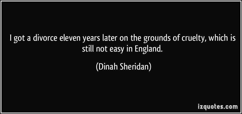 Dinah Sheridan's quote