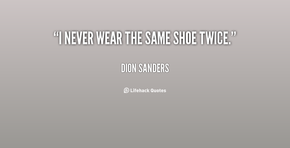 Dion Sanders's quote #1