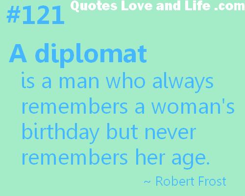 Diplomat quote #1