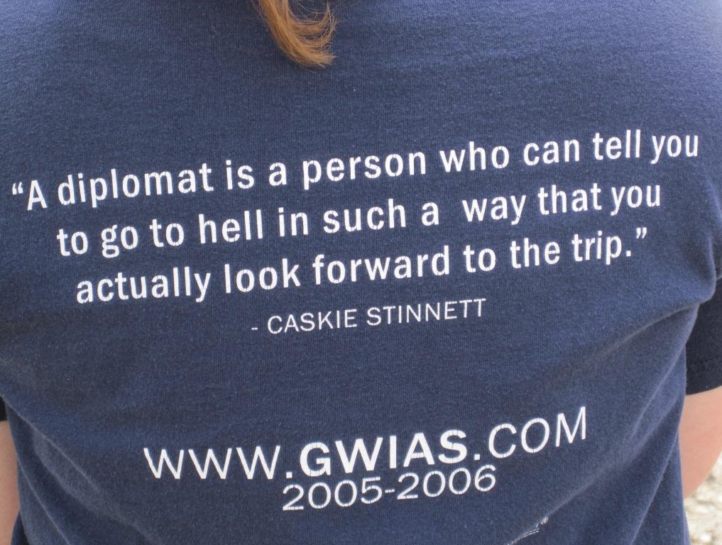 Diplomat quote #2