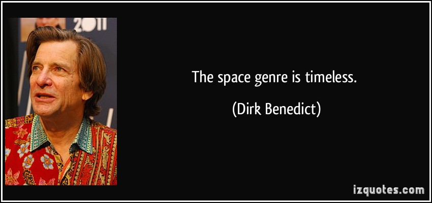 Dirk Benedict's quote #1