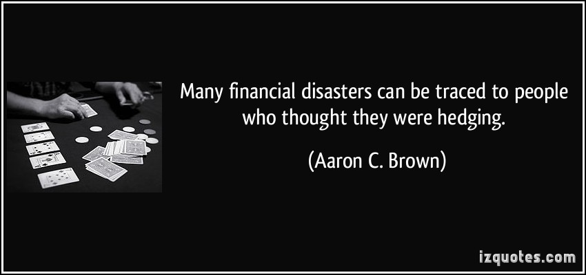 Disasters quote #1
