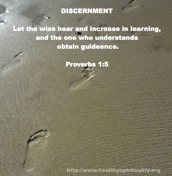 Discernment quote #2
