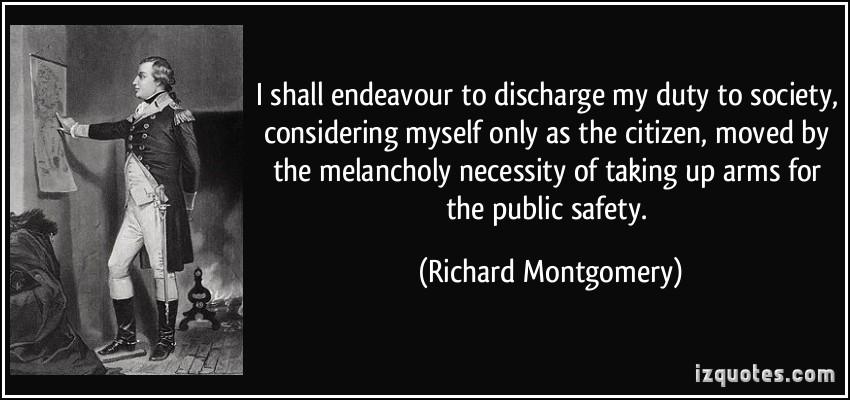 Discharge quote #1