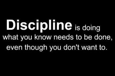 Discipline quote #7