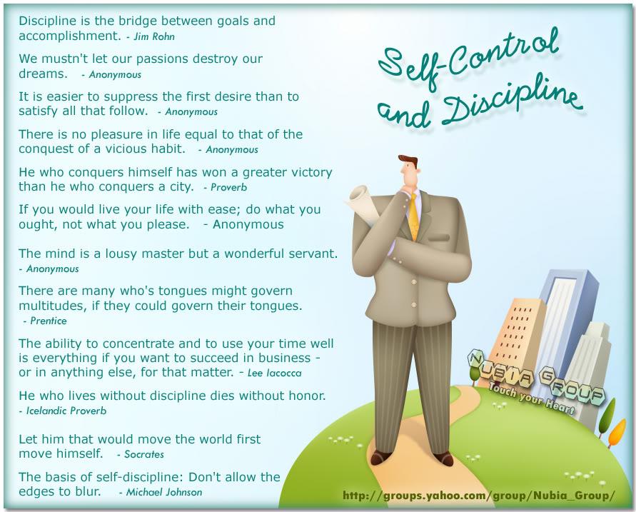 Discipline quote #5