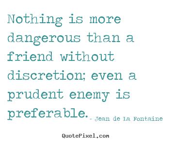 Discretion quote