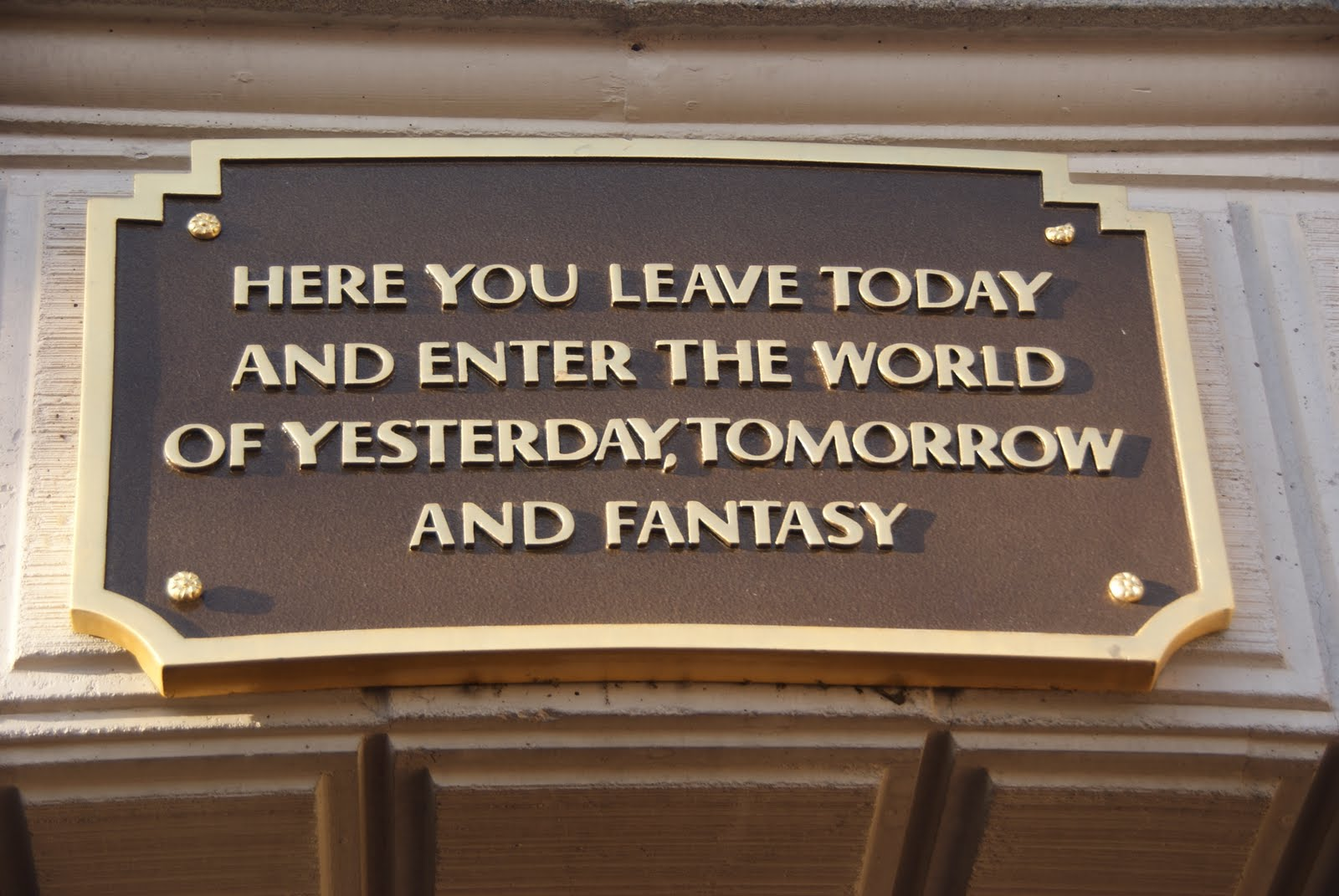 Disneyland quote #1
