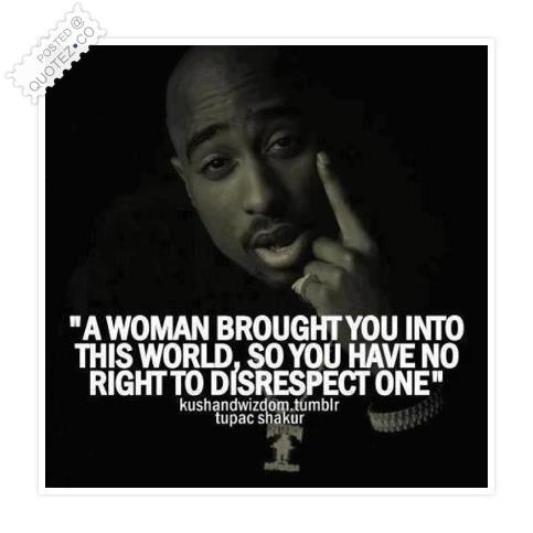 Disrespect quote #2