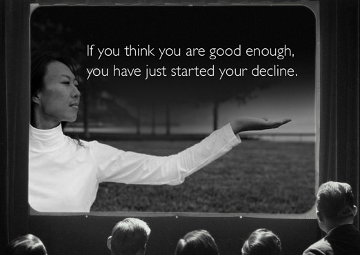 Dissatisfaction quote #1
