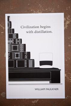 Distillation quote #2