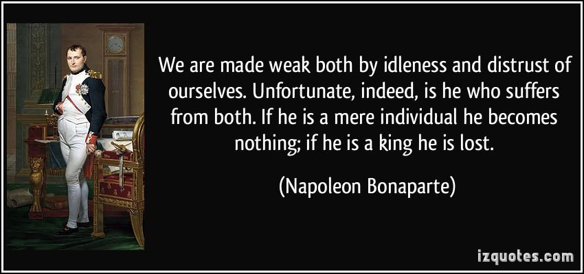 Distrust quote #3