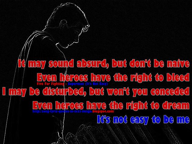 Disturbed quote #5