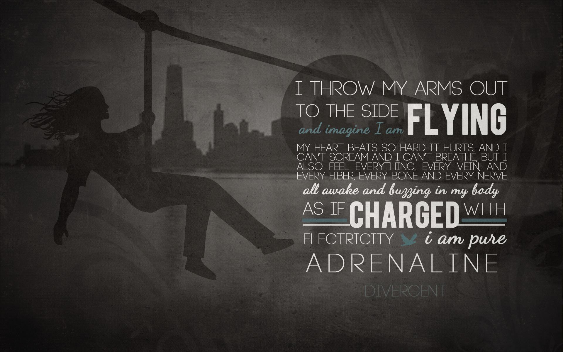 Divergent quote #1