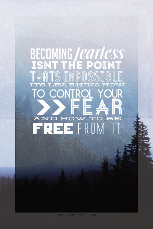 Divergent quote #2