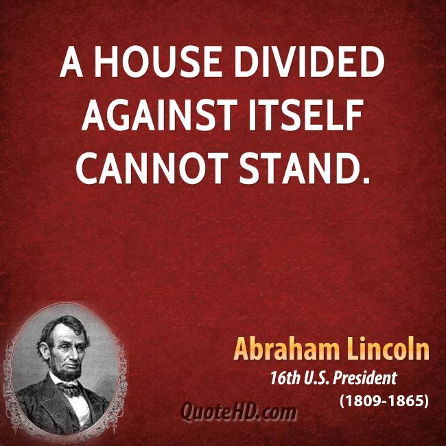 Divided quote #5