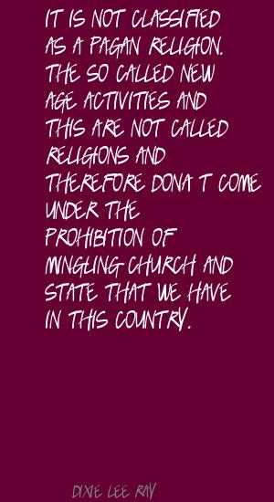 Dixie Lee Ray's quote #2