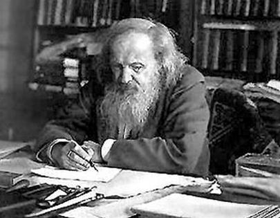 Dmitri Mendeleev's quote #2